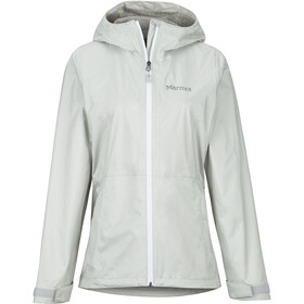 Marmot PreCip Eco Plus Jacket Women platinum